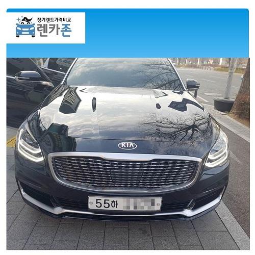 기아 K9 장기렌트 3.8 가솔린 장기렌터카